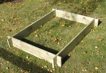 Single Raised Bed